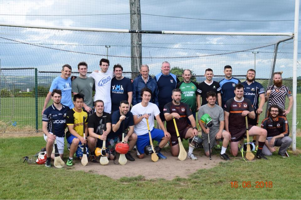 Tacoma Hounds in Ireland 2018