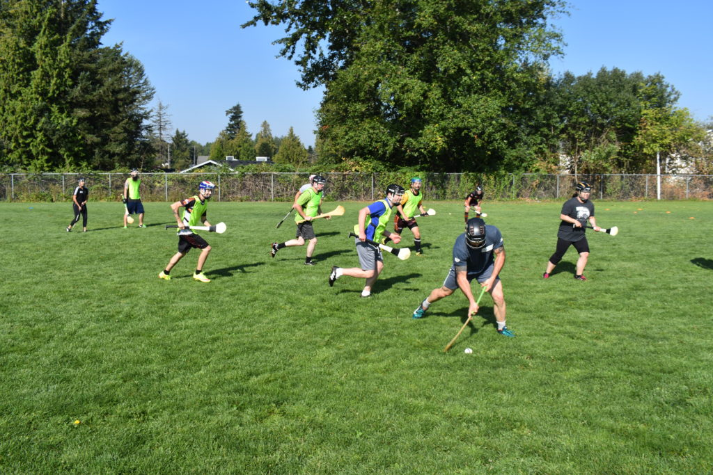 Rookie Days #2: Ground Hurling Mini-Scrimmage